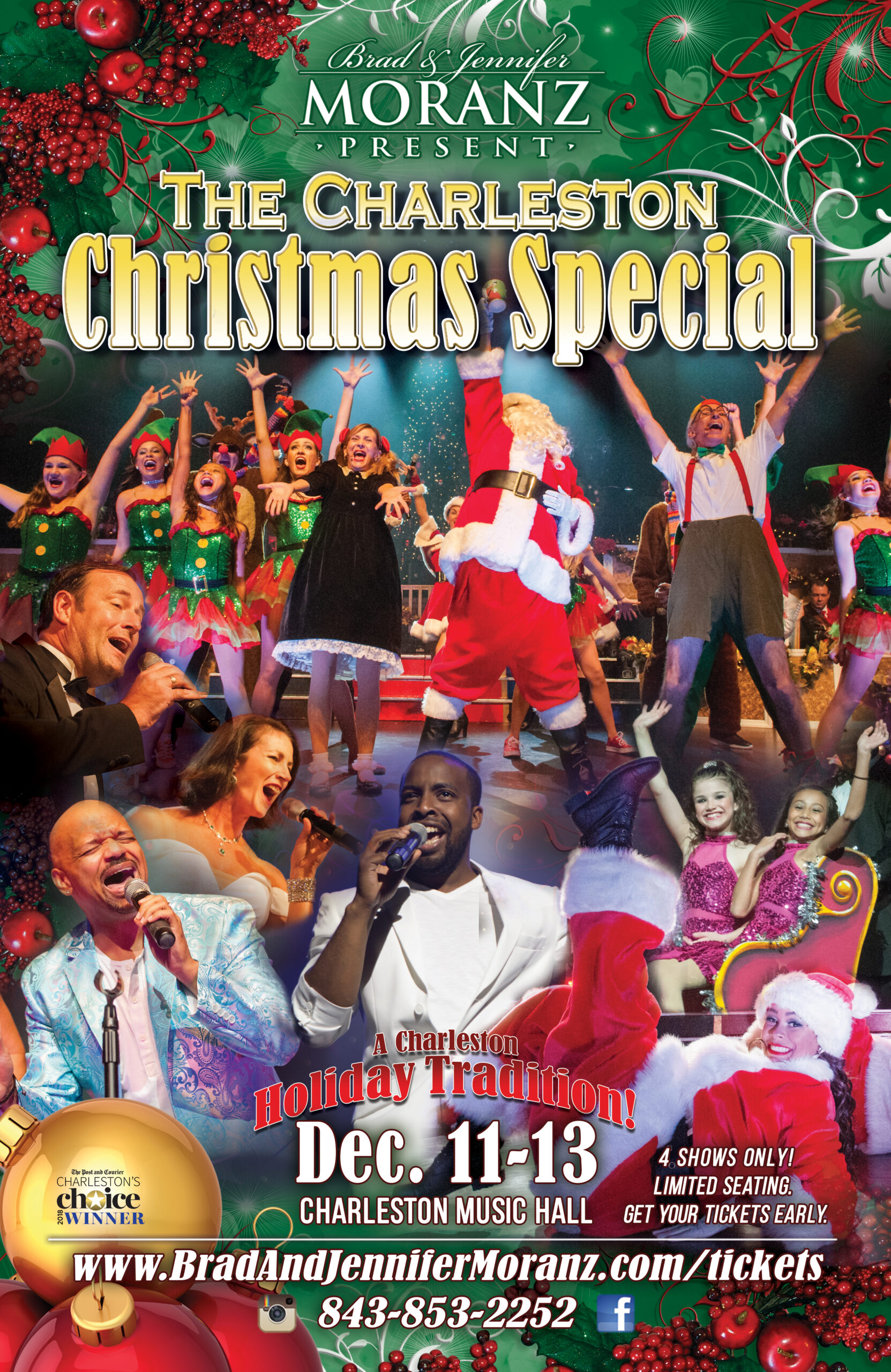 Southern Christmas Show 2020 Charleston Sc The Charleston Christmas Special